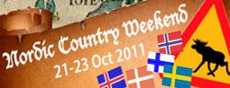 Nordic weekend is coming!