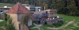 Construction update: The Baucafé