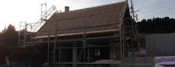 Construction Update: Porter's Lodge