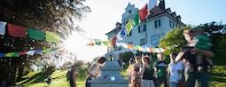 Stupa celebration 2016